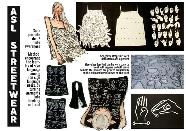 Học thiết kế thời trang vì yêu… môi trường, nữ sinh Amser nhận học bổng trăm triệu đồng - Ảnh 3.