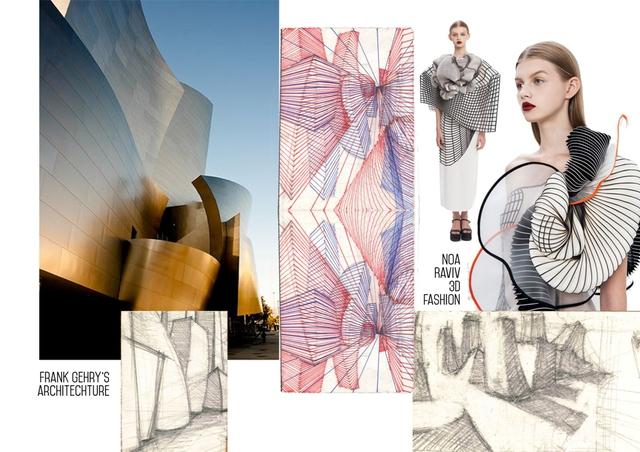 Học thiết kế thời trang vì yêu… môi trường, nữ sinh Amser nhận học bổng trăm triệu đồng - Ảnh 4.