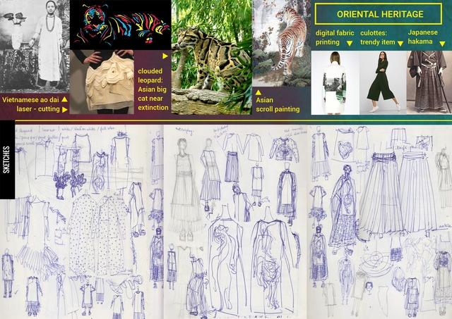 Học thiết kế thời trang vì yêu… môi trường, nữ sinh Amser nhận học bổng trăm triệu đồng - Ảnh 9.