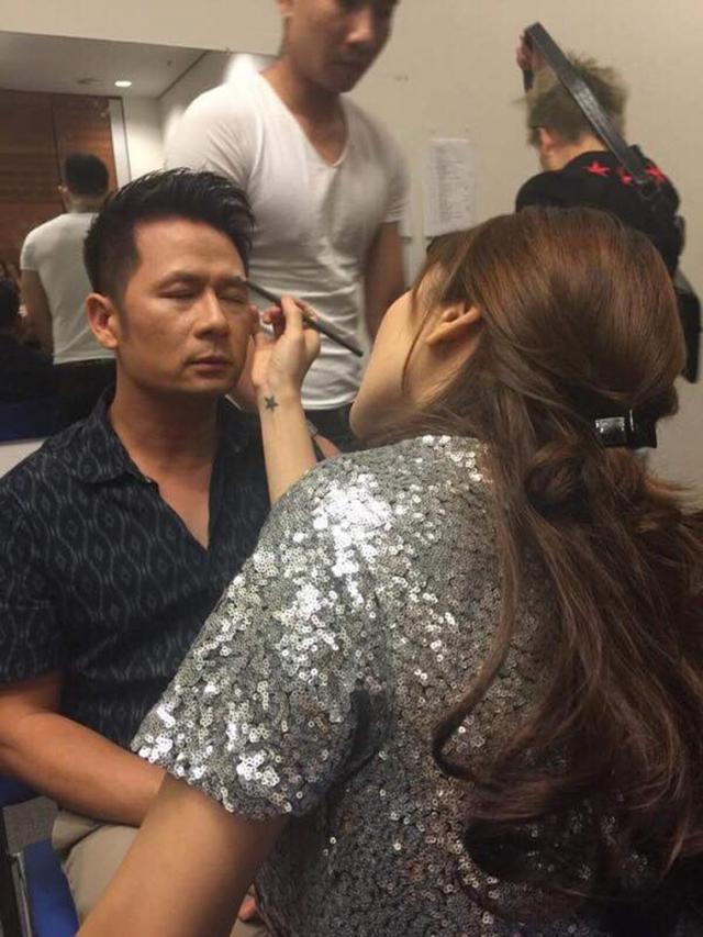 Tina Lê – Chuyên gia phù thủy make up cho nhiều sao Việt - Ảnh 7.