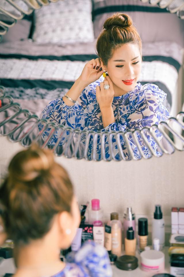 Tina Lê – Chuyên gia phù thủy make up cho nhiều sao Việt - Ảnh 8.