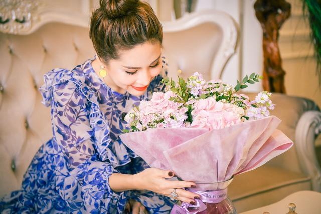 Tina Lê – Chuyên gia phù thủy make up cho nhiều sao Việt - Ảnh 9.