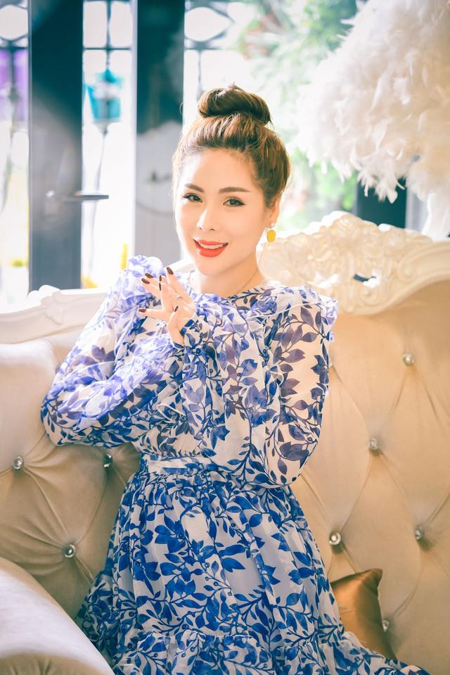 Tina Lê – Chuyên gia phù thủy make up cho nhiều sao Việt - Ảnh 10.