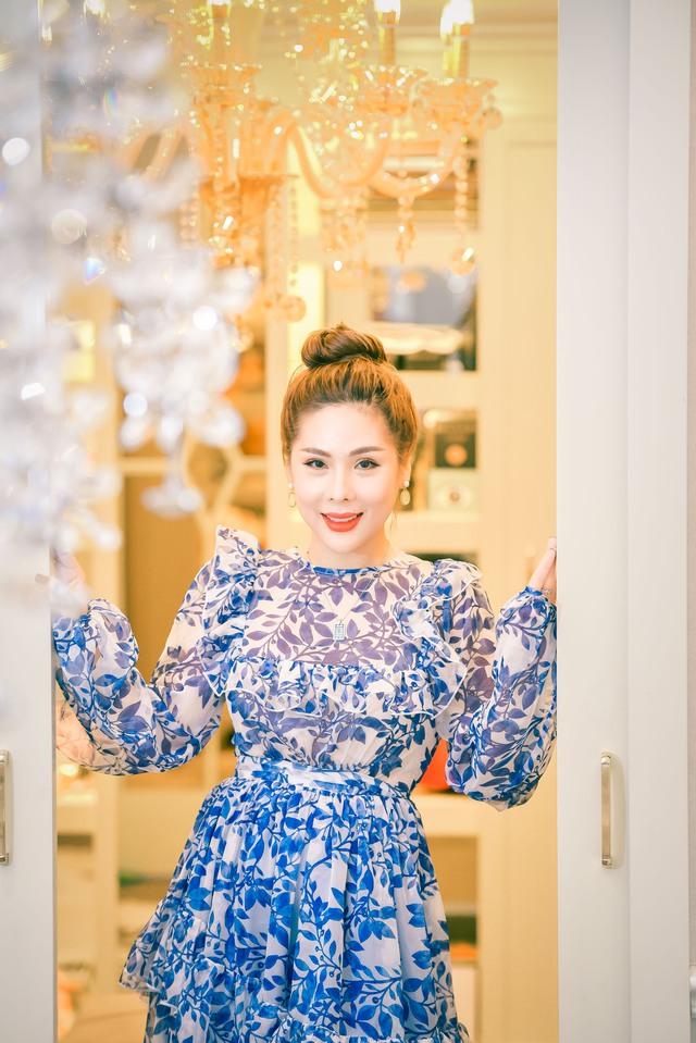 Tina Lê – Chuyên gia phù thủy make up cho nhiều sao Việt - Ảnh 11.