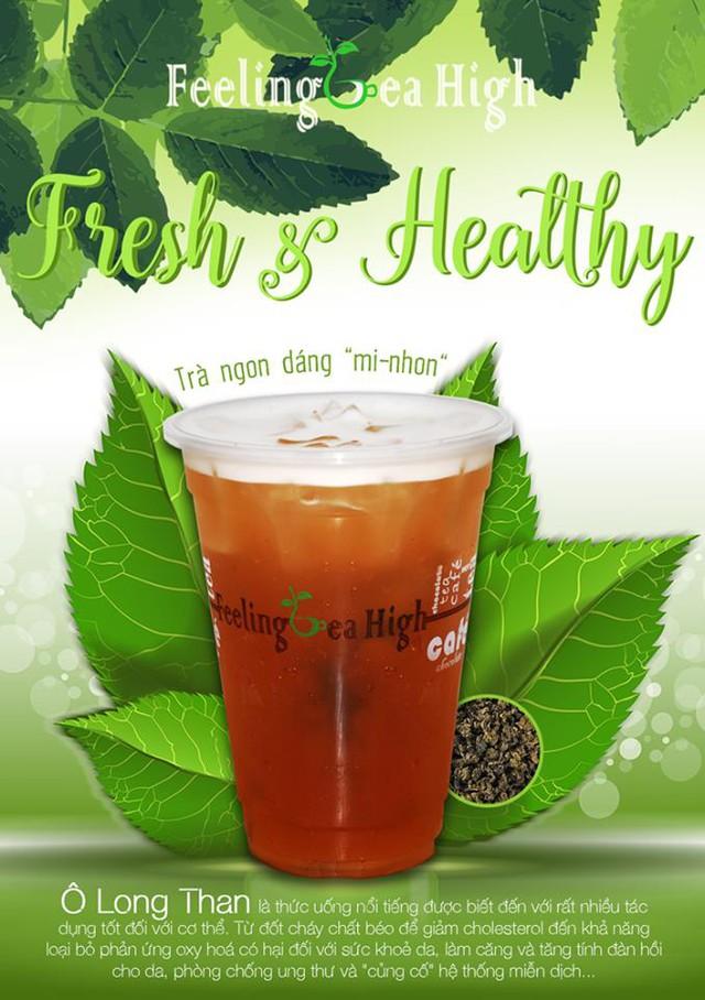 Cùng Feeling Tea High chuẩn bị tinh thần đối mặt với đợt nóng tiếp theo tại Hà Nội - Ảnh 8.