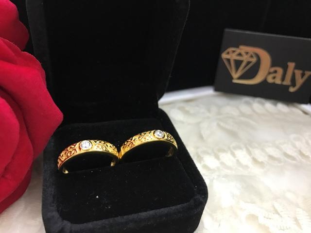 Top 3 xu hướng nhẫn cưới kim cương DaLy Jewellers - Ảnh 8.