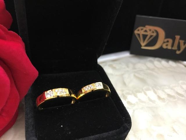 Top 3 xu hướng nhẫn cưới kim cương DaLy Jewellers - Ảnh 9.