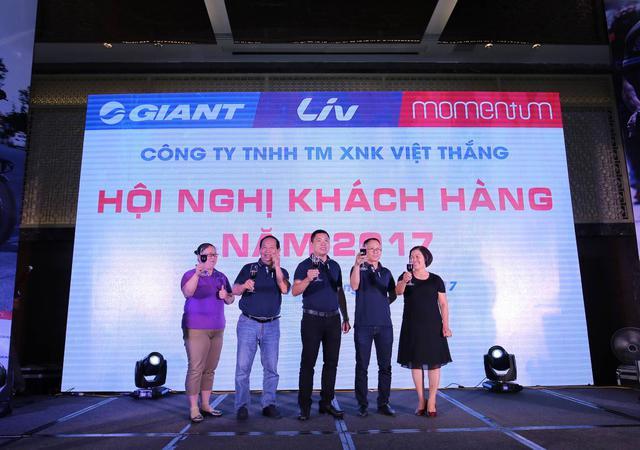 GIANT Việt Nam tặng xe điện 133DS mới ra mắt trong Hội nghị khách hàng 2017 - Ảnh 3.