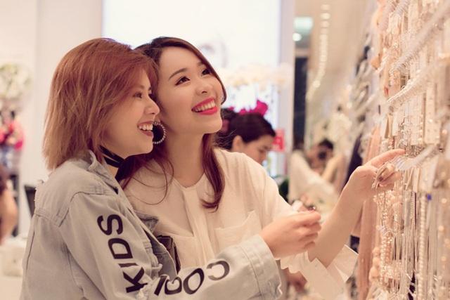 Phụ kiện Lovisa chính thức khai trương cửa hàng thứ 4 tại Aeon Mall Bình Dương - Ảnh 4.