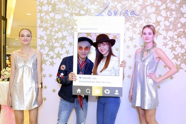 Phụ kiện Lovisa chính thức khai trương cửa hàng thứ 4 tại Aeon Mall Bình Dương - Ảnh 6.