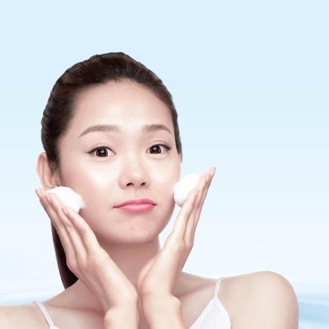 Rửa mặt sạch - Bước khởi đầu cho một làn da trong mướt - Ảnh 1.