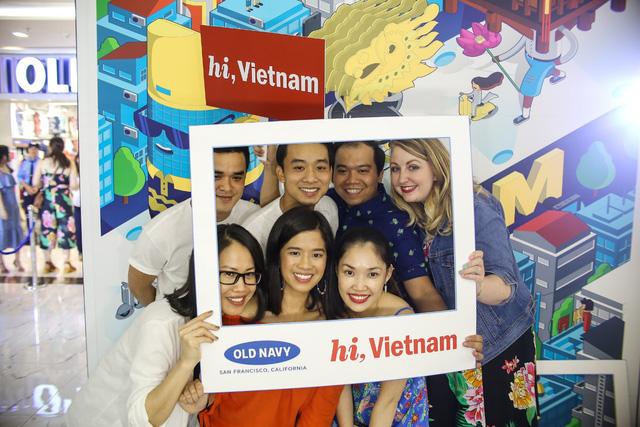Minh Hằng nổi bật ngày khai trương cửa hàng Old Navy đầu tiên tại Việt Nam - Ảnh 11.