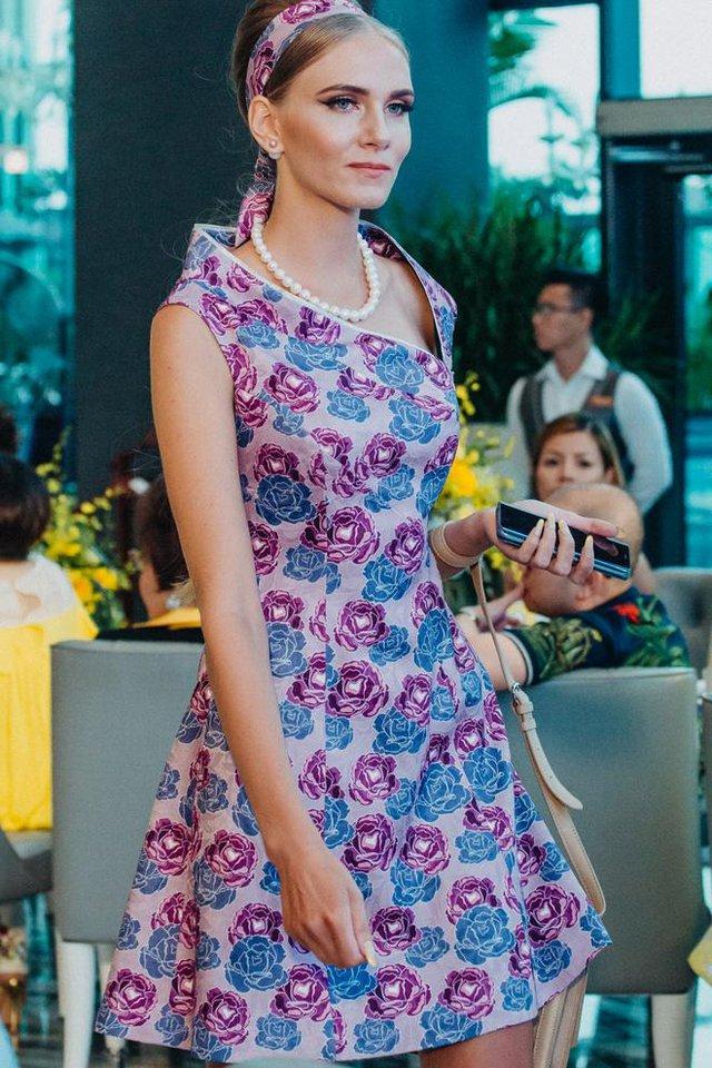 NTK Adrian Anh Tuấn: Galaxy S8 màu tím khói là nguồn cảm hứng giúp tôi sáng tạo trong thời trang - Ảnh 6.