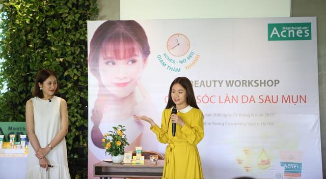 Chăm sóc da sau mụn cùng Beauty Blogger Mailovesbeauty - Ảnh 3.