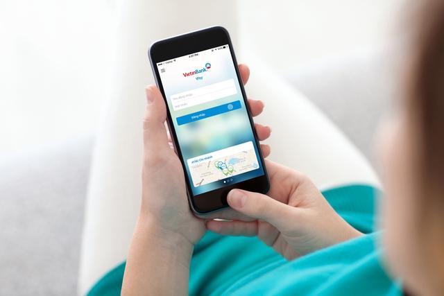 """Xuất hiện app di động """"thần thánh"""" của ngân hàng - Ảnh 1."""