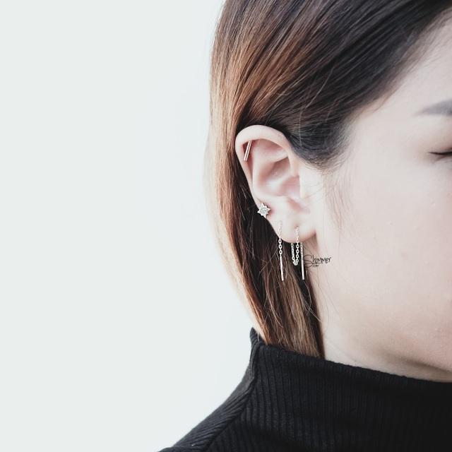 Nữ tính và lôi cuốn với phụ kiện trang sức bạc - Ảnh 2.