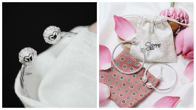 Nữ tính và lôi cuốn với phụ kiện trang sức bạc - Ảnh 14.