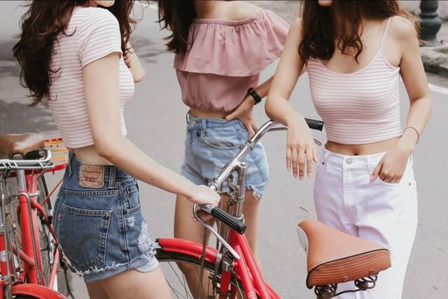 Là con gái, đừng bỏ qua style chất phát hờn trong hè này từ thương hiệu thời trang Chicbae21 - Ảnh 1.
