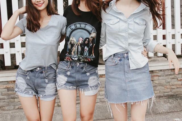 Là con gái, đừng bỏ qua style chất phát hờn trong hè này từ thương hiệu thời trang Chicbae21 - Ảnh 3.