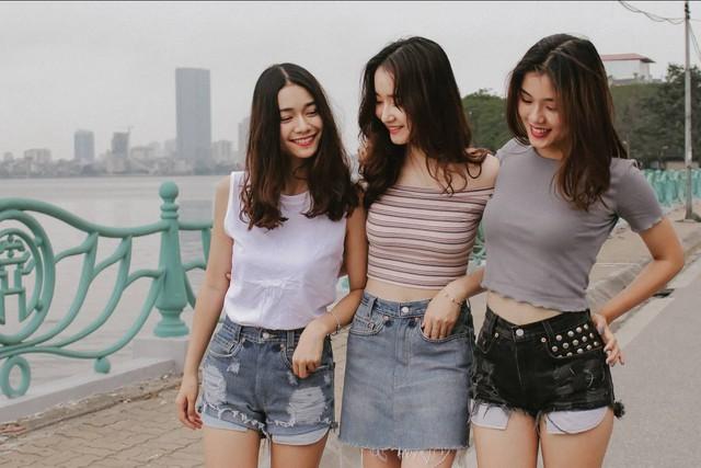 Là con gái, đừng bỏ qua style chất phát hờn trong hè này từ thương hiệu thời trang Chicbae21 - Ảnh 4.