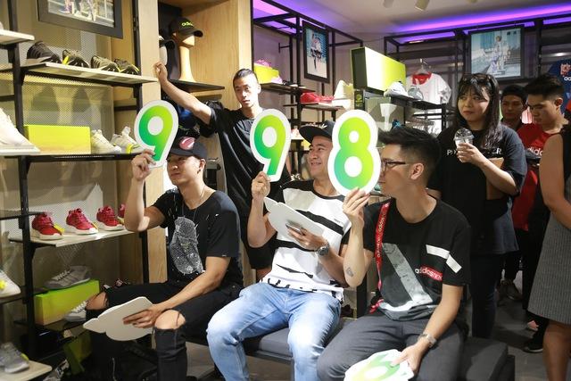 Tín đồ thời trang Việt check in rần rần tại cửa hàng mới nhất của adidas NEO - Ảnh 6.