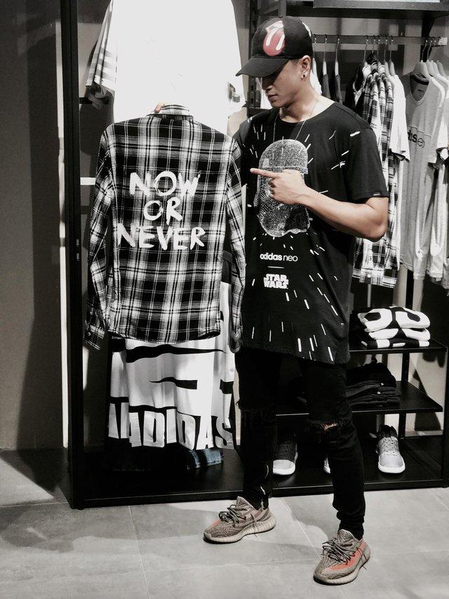 Tín đồ thời trang Việt check in rần rần tại cửa hàng mới nhất của adidas NEO - Ảnh 8.