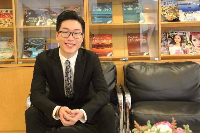 Hành trình trở thành nhân viên khách sạn 5 sao tại Úc - Ảnh 2.