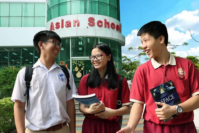 Ngôi trường quốc tế tiếp tục gặt hái nhiều thành tích ấn tượng - Ảnh 2.