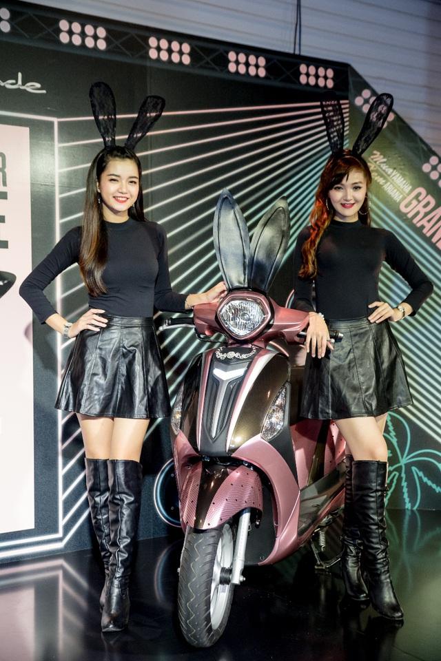 Xuân Lan cùng Yamaha Grande khởi động ưu đãi khủng mừng show Ariana Grande - Ảnh 4.