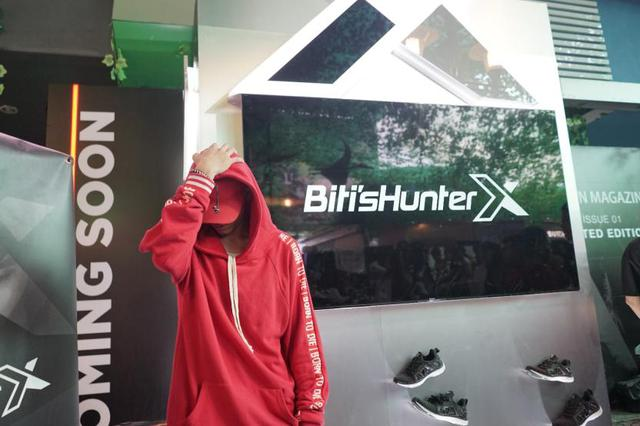 Bitis Hunter X bất ngờ xuất hiện tại Sneaker Fest Vietnam 2017 - Ảnh 4.