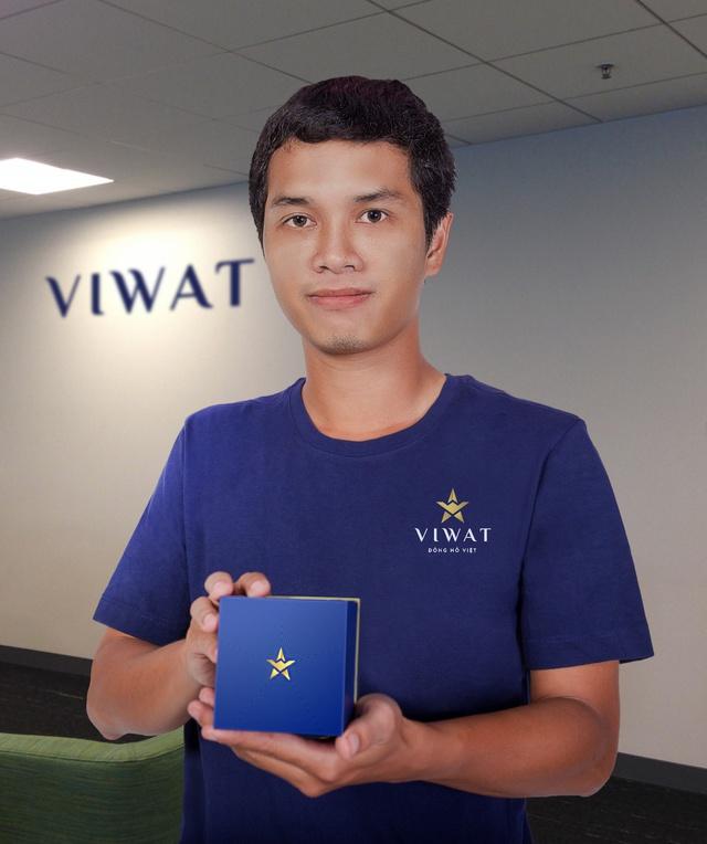 Viwat – Chiếc đồng hồ mang hồn quê hương sắp ra mắt tháng 8 - Ảnh 2.
