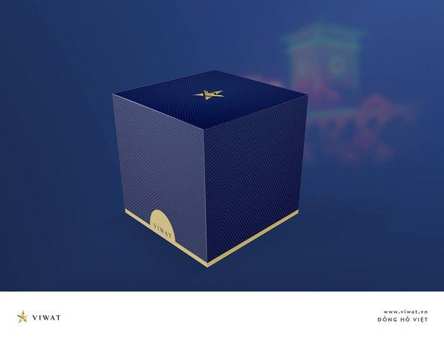 Viwat – Chiếc đồng hồ mang hồn quê hương sắp ra mắt tháng 8 - Ảnh 3.