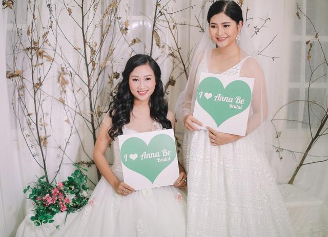 """Thử làm cô dâu với Anna Be Bridal"""" - Hoá nàng thơ với loạt váy cưới đẹp như mơ - Ảnh 1."""