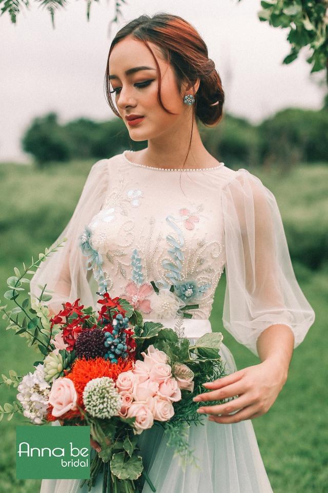 """Thử làm cô dâu với Anna Be Bridal"""" - Hoá nàng thơ với loạt váy cưới đẹp như mơ - Ảnh 4."""