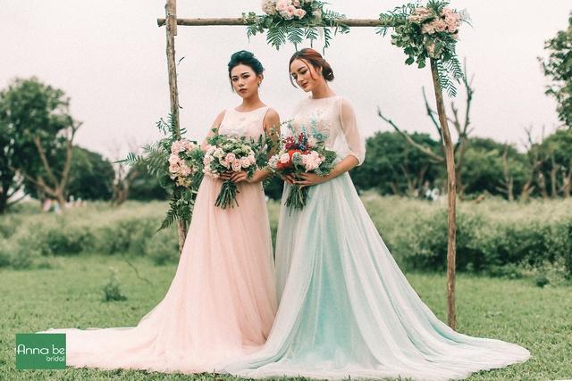 """Thử làm cô dâu với Anna Be Bridal"""" - Hoá nàng thơ với loạt váy cưới đẹp như mơ - Ảnh 5."""