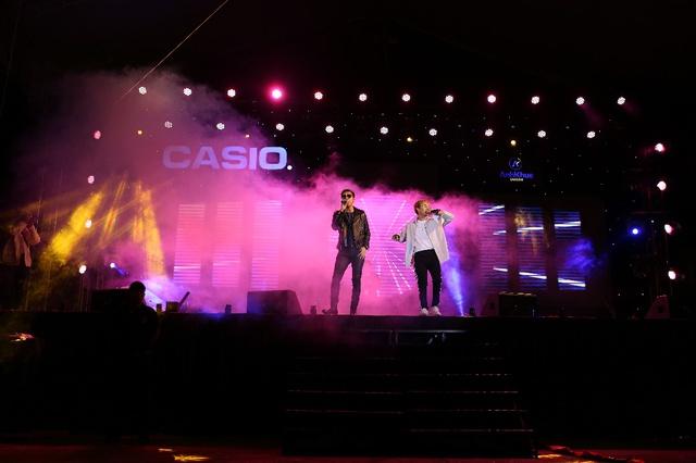 Sơn Tùng M-TP bùng nổ cảm xúc tại Đại nhạc hội Casio G-Shock - Ảnh 4.