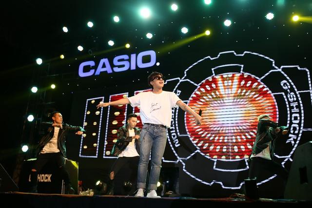 Sơn Tùng M-TP bùng nổ cảm xúc tại Đại nhạc hội Casio G-Shock - Ảnh 5.