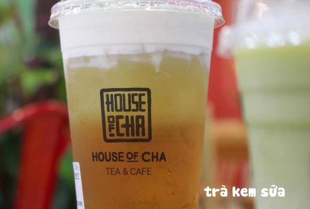 House Of Cha - Ngôi sao mới thoả mãn tất cả yêu sách của mọi tín đồ trà sữa - Ảnh 2.