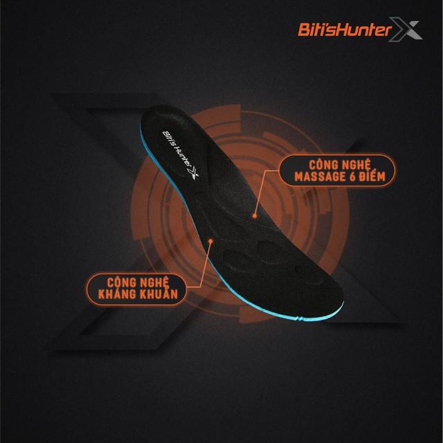 Bitis Hunter X - Át chủ bài vượt trội - Ảnh 3.