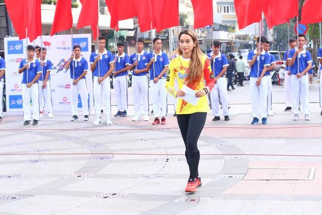 Đoàn TTVN chính thức làm Lễ xuất quân tham dự SEA Games 29 - Ảnh 4.