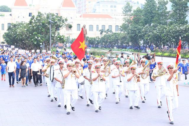 Đoàn TTVN chính thức làm Lễ xuất quân tham dự SEA Games 29 - Ảnh 7.
