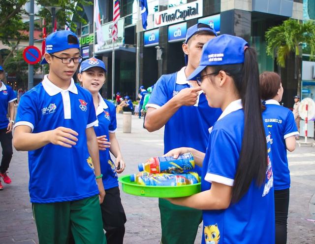 Đoàn TTVN chính thức làm Lễ xuất quân tham dự SEA Games 29 - Ảnh 9.