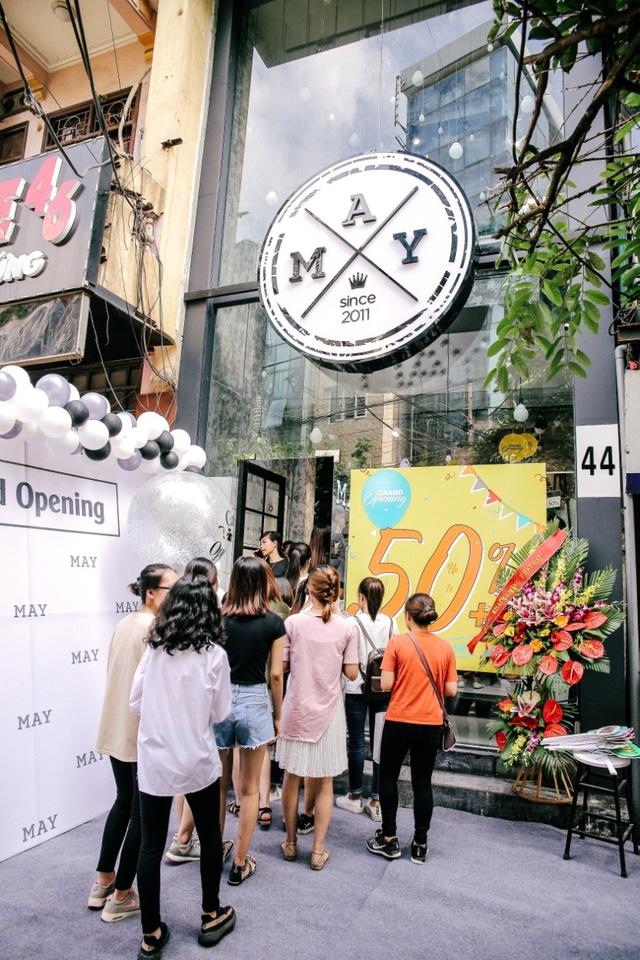 May Boutique tưng bừng khai trương chuỗi cửa hàng đại lý - Ảnh 7.