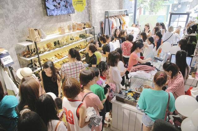 May Boutique tưng bừng khai trương chuỗi cửa hàng đại lý - Ảnh 10.