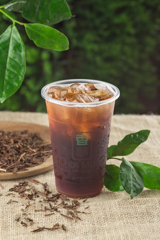 Kamu – Hương vị trà sữa Nhật Bản đặc trưng giữa đất Hà thành - Ảnh 1.