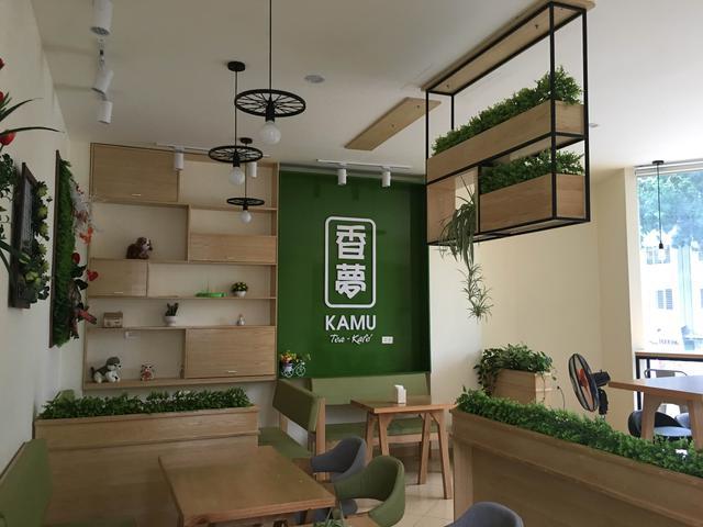 Kamu – Hương vị trà sữa Nhật Bản đặc trưng giữa đất Hà thành - Ảnh 3.
