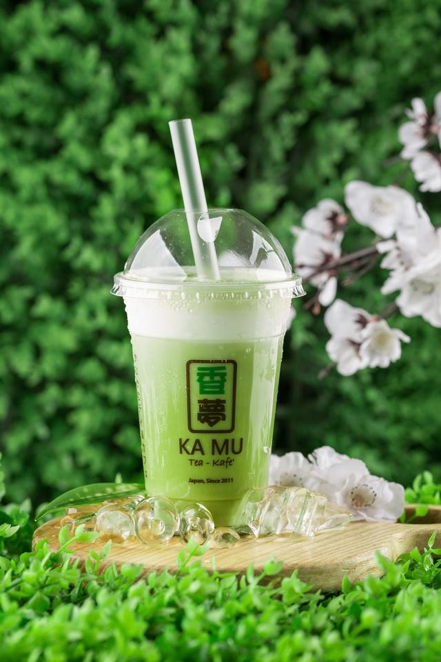 Kamu – Hương vị trà sữa Nhật Bản đặc trưng giữa đất Hà thành - Ảnh 6.