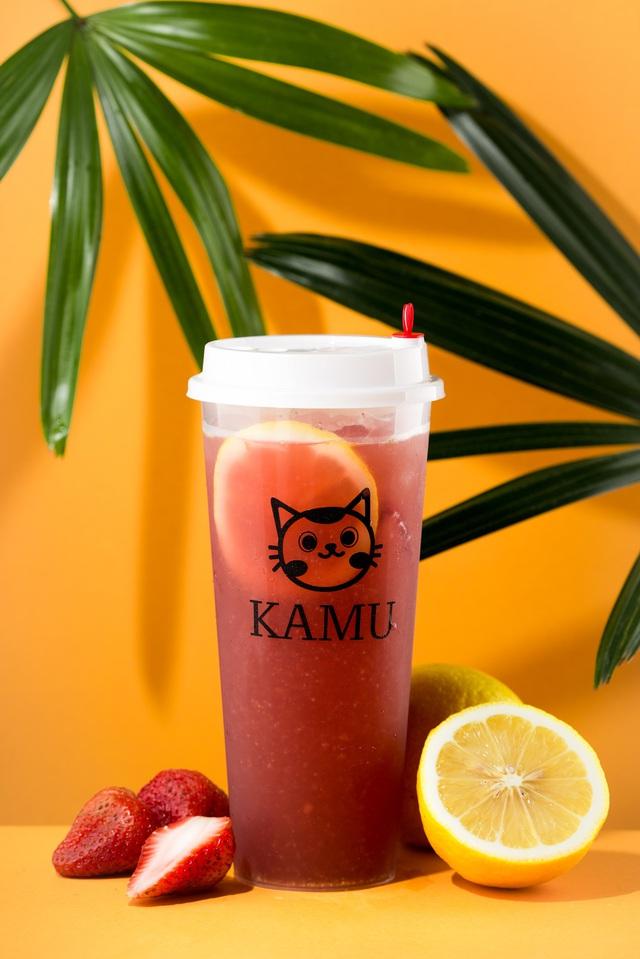 Kamu – Hương vị trà sữa Nhật Bản đặc trưng giữa đất Hà thành - Ảnh 7.