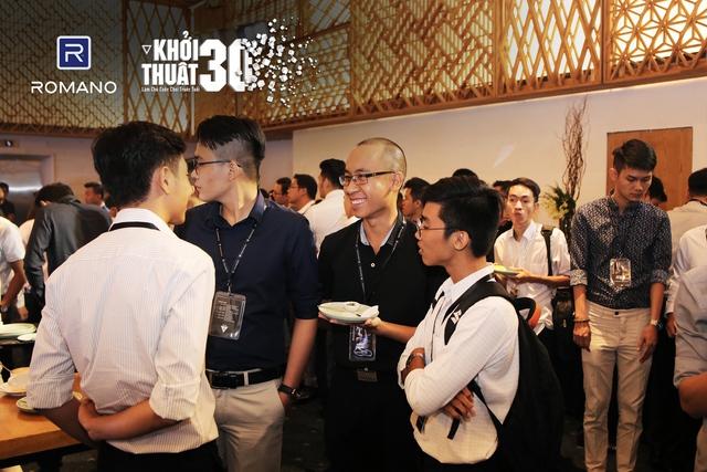 Hà Anh Tuấn cùng những người đàn ông trẻ thành đạt chia sẻ nghệ thuật khởi đầu - Ảnh 2.