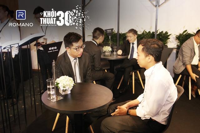 Hà Anh Tuấn cùng những người đàn ông trẻ thành đạt chia sẻ nghệ thuật khởi đầu - Ảnh 3.